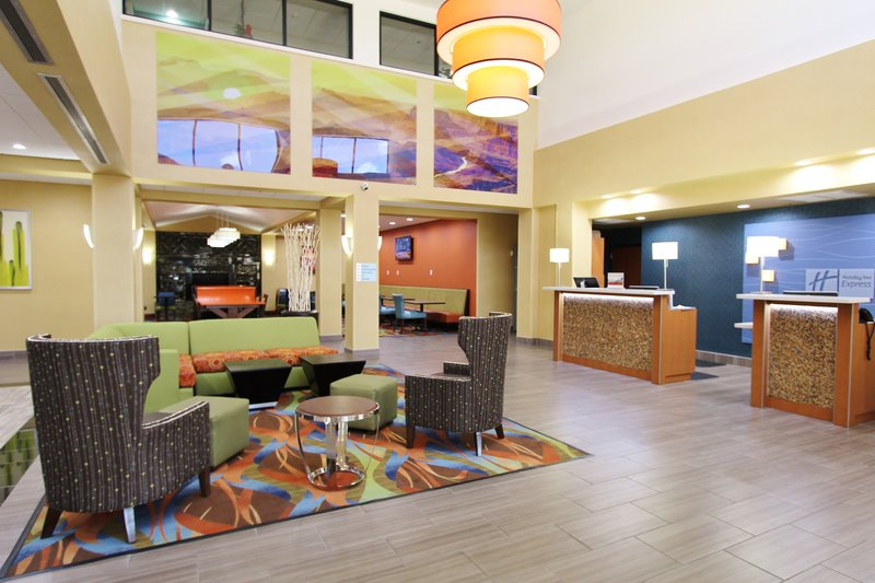Holiday Inn Express Flagstaff-We're always glad to see you in Flagstaff, AZ<br/>Image from Leonardo