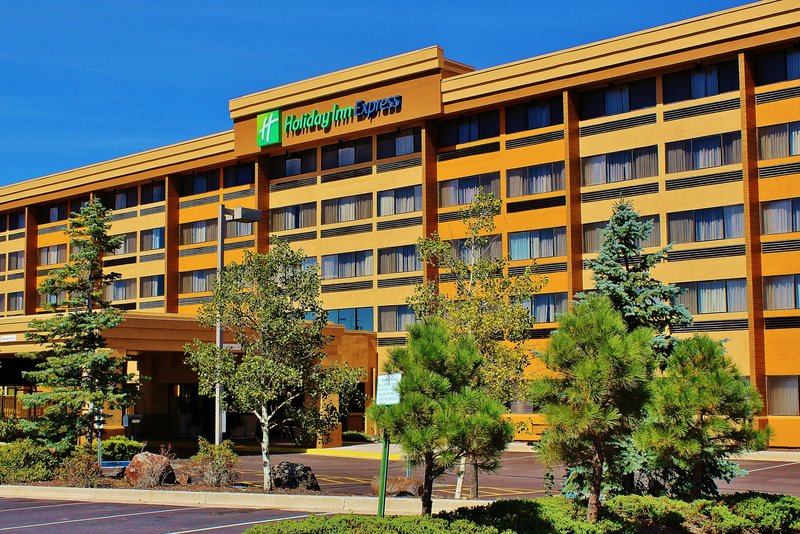 Holiday Inn Express Flagstaff-Welcome to Flagstaff, AZ<br/>Image from Leonardo