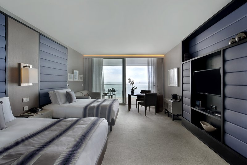 Intercontinental Estoril-Premium Ocean View Deluxe Twin Room<br/>Image from Leonardo