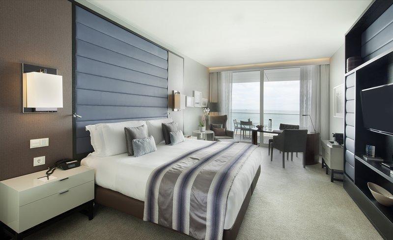 Intercontinental Estoril-Premium Ocean View Deluxe King Room<br/>Image from Leonardo