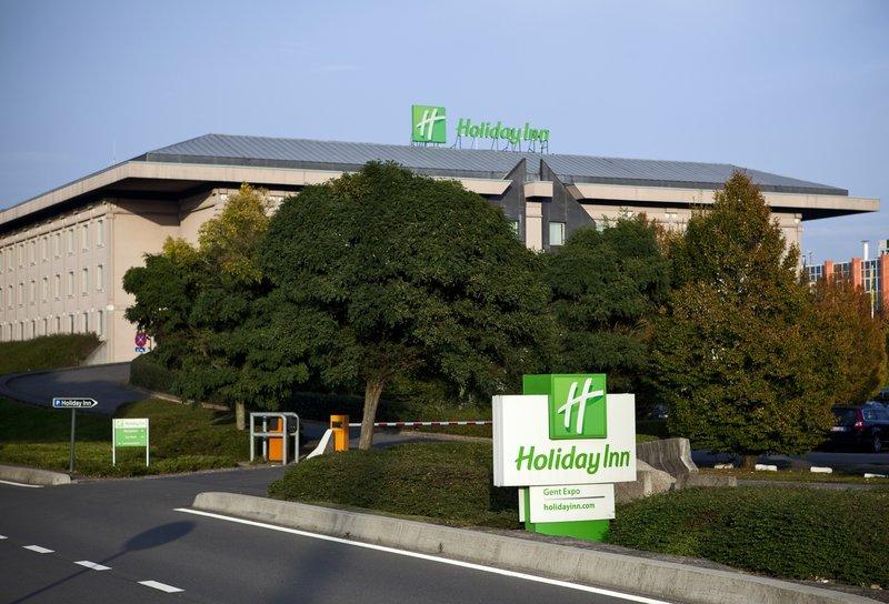 Holiday Inn Gent - Expo-Hotel Exterior<br/>Image from Leonardo
