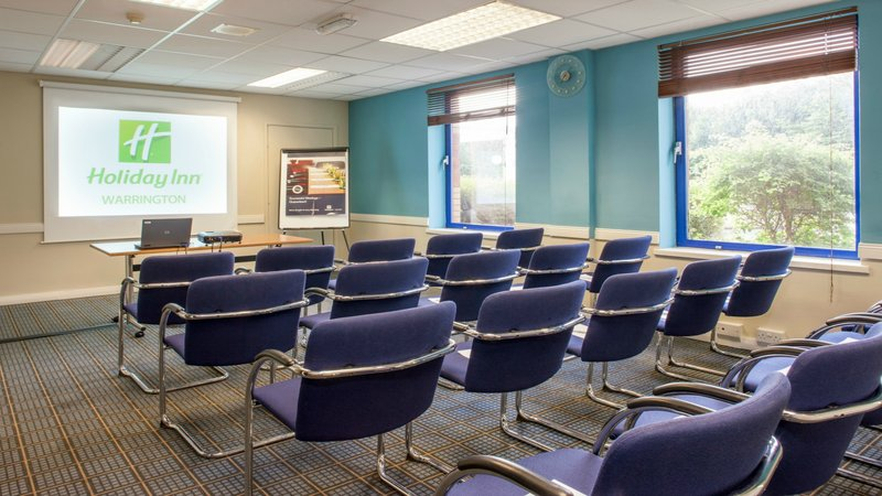 Holiday Inn Warrington-Meeting Room<br/>Image from Leonardo