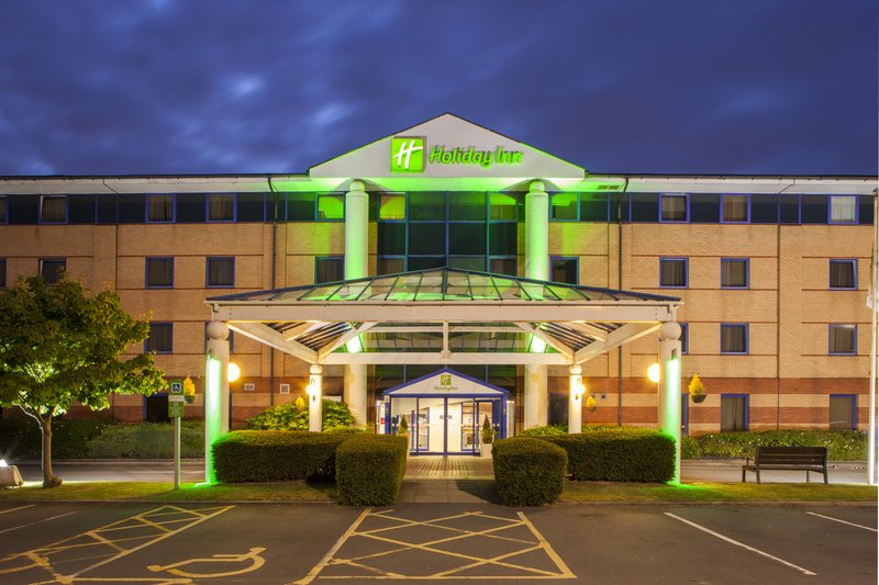 Holiday Inn Warrington-Dusk at Holiday Inn At Warrington<br/>Image from Leonardo