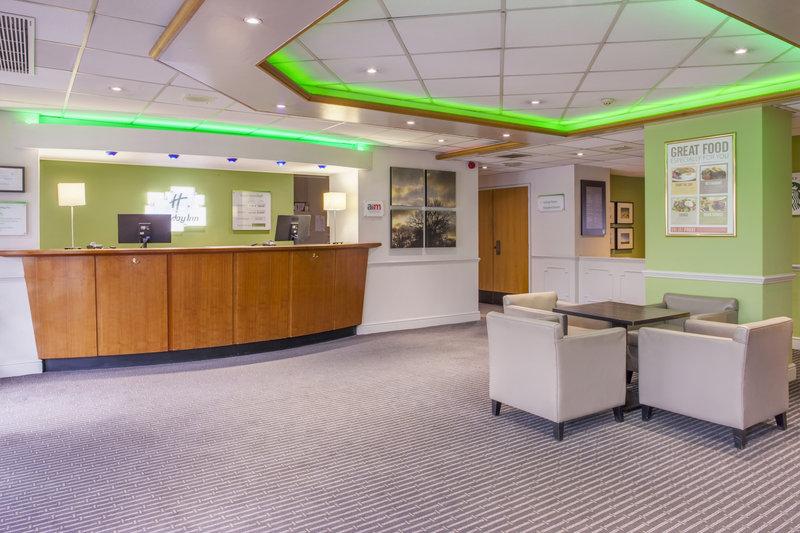 Holiday Inn Warrington-Hotel Lobby<br/>Image from Leonardo