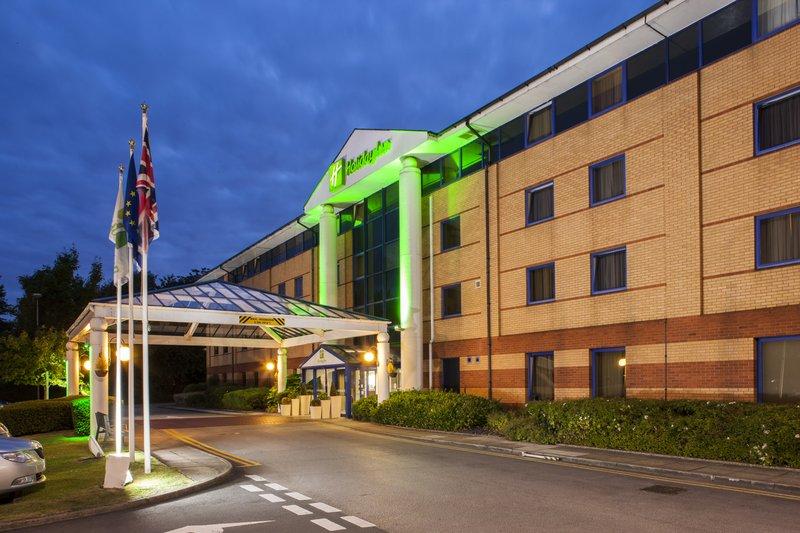 Holiday Inn Warrington-Exterior Feature<br/>Image from Leonardo