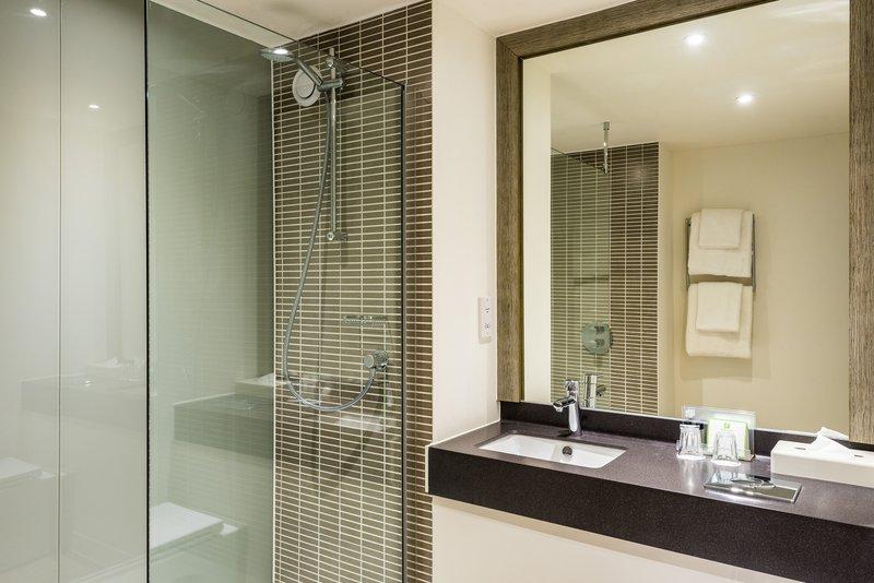 Holiday Inn Chester South Hotel-Walk in Shower<br/>Image from Leonardo