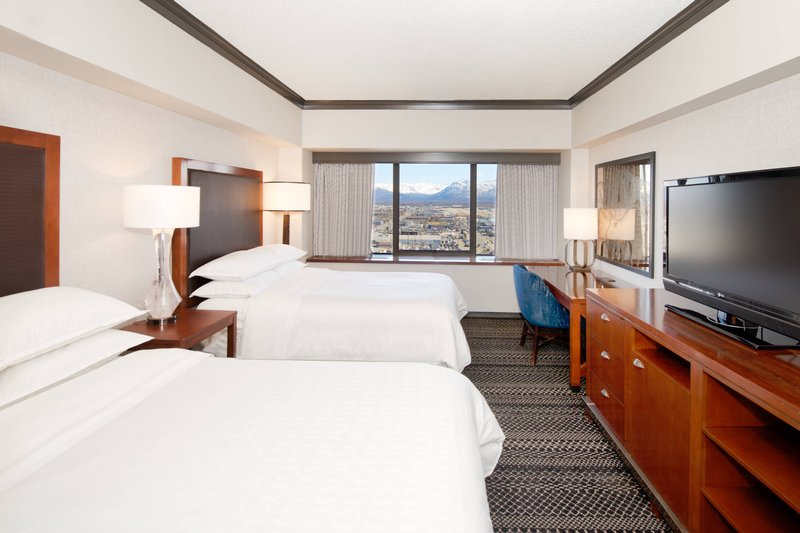 Sheraton Anchorage Hotel & Spa-Double/Double Guest Room - Mountain View<br/>Image from Leonardo