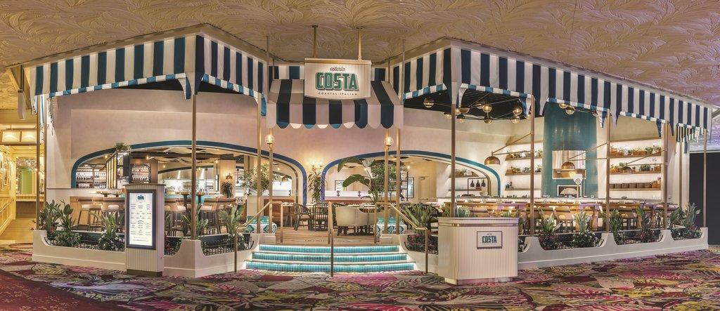 The Mirage Hotel and Casino - Osteria Costa <br/>Image from Leonardo
