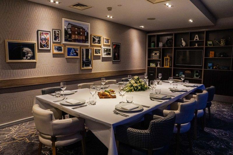 Holiday Inn Ellesmere Port/ Cheshire Oaks-Private Dining<br/>Image from Leonardo