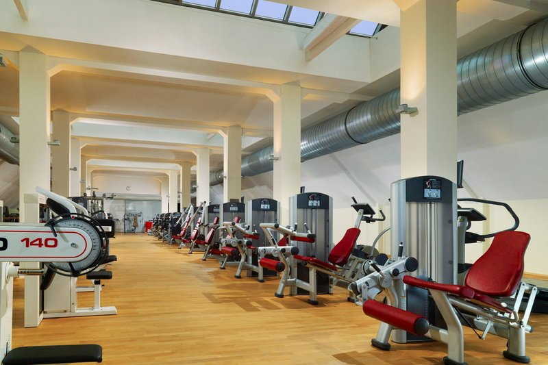 Sheraton Hannover Pelikan Hotel-Fitness center Physical Park<br/>Image from Leonardo
