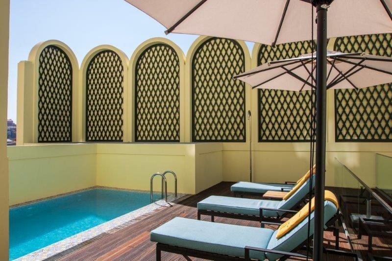 Hotel Infante Sagres-Plunge Pool<br/>Image from Leonardo