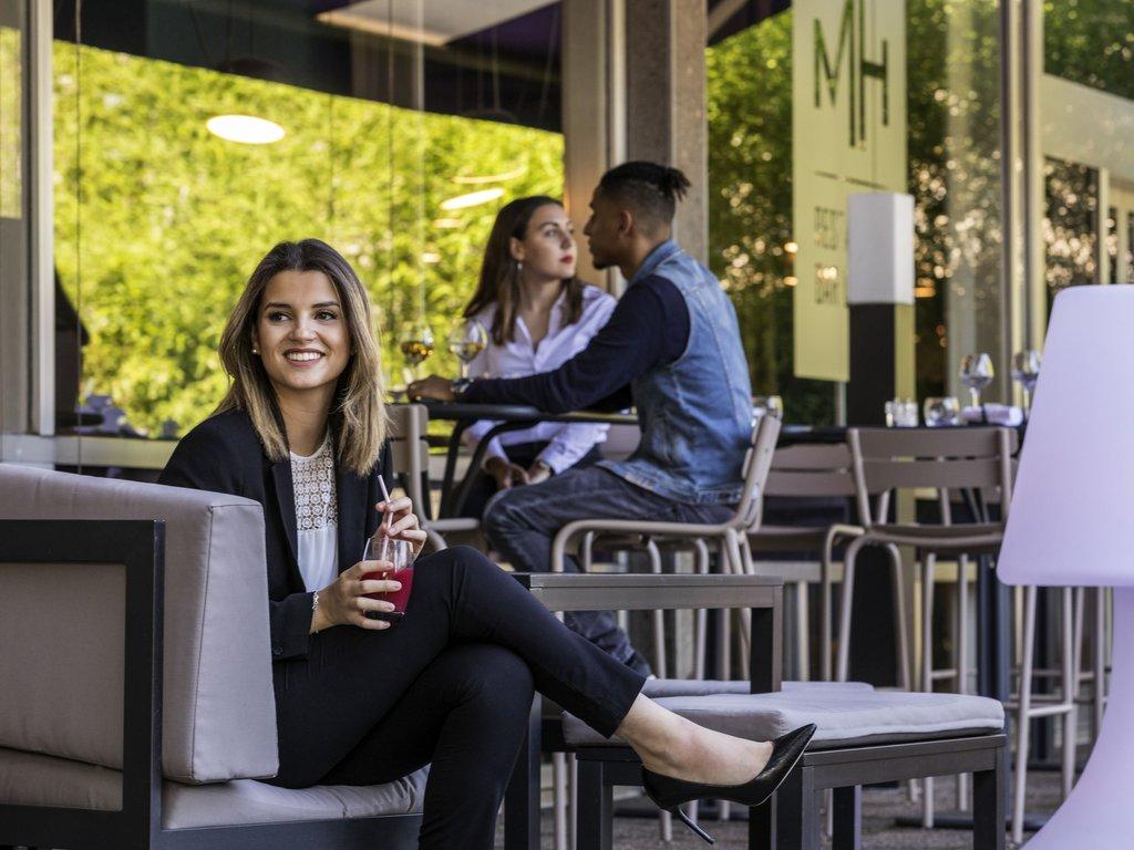 Mercure Mulhouse Centre Hotel-Bar/Lounge<br/>Image from Leonardo