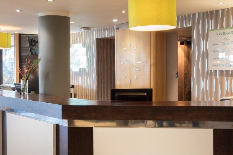 Holiday Inn Hemel Hempstead M1, Jct. 8-Front Desk Team available 24/7<br/>Image from Leonardo