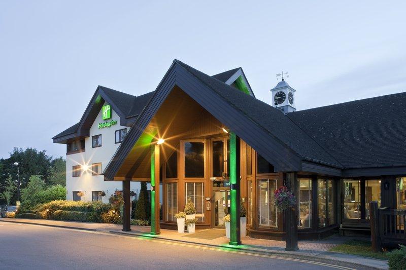 Holiday Inn Hemel Hempstead M1, Jct. 8-Welcome to The Holiday Inn Hemel Hempstead M1 Junction 8<br/>Image from Leonardo