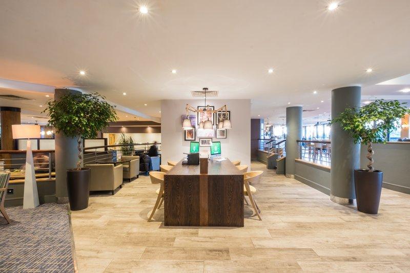 Holiday Inn Hemel Hempstead M1, Jct. 8-Business Center<br/>Image from Leonardo