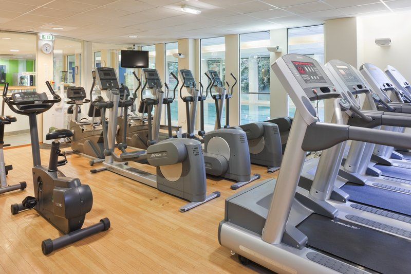 Holiday Inn Hemel Hempstead M1, Jct. 8-Complimentary use of Gym for Hotel Guests<br/>Image from Leonardo