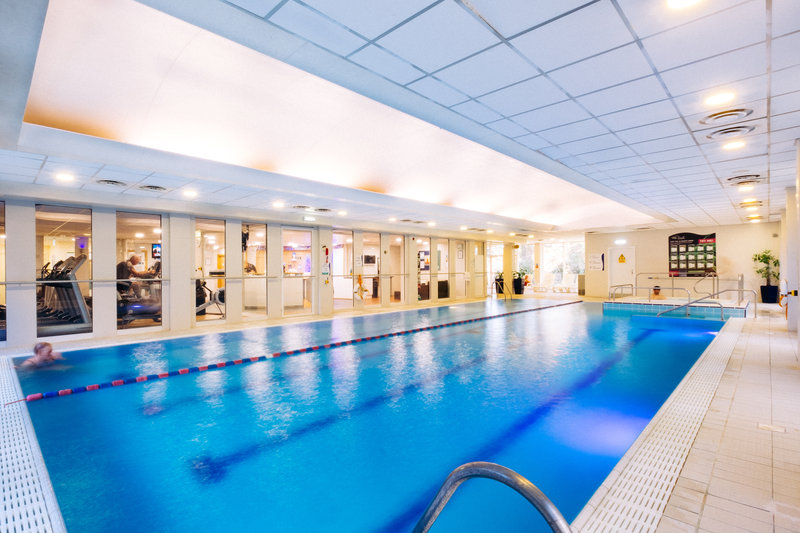Holiday Inn Hemel Hempstead M1, Jct. 8-Swimming Pool<br/>Image from Leonardo