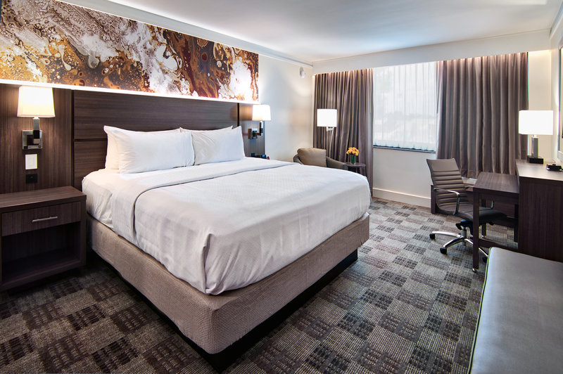 Crowne Plaza Executive Center Baton Rouge-Pay a visit to our newly renovated King Bed Guest Room<br/>Image from Leonardo