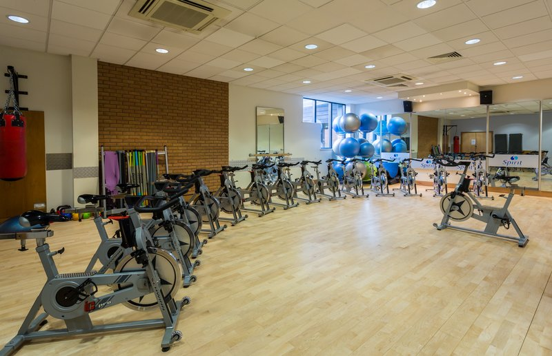 Holiday Inn Cambridge-Stay in shape at our Fitness Studio<br/>Image from Leonardo