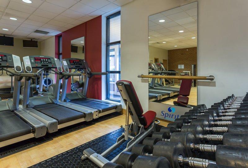 Holiday Inn Cambridge-Fitness Center<br/>Image from Leonardo