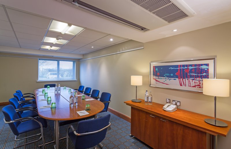 Holiday Inn Cambridge-Host your seminar in the Academy Downing Meeting Room<br/>Image from Leonardo