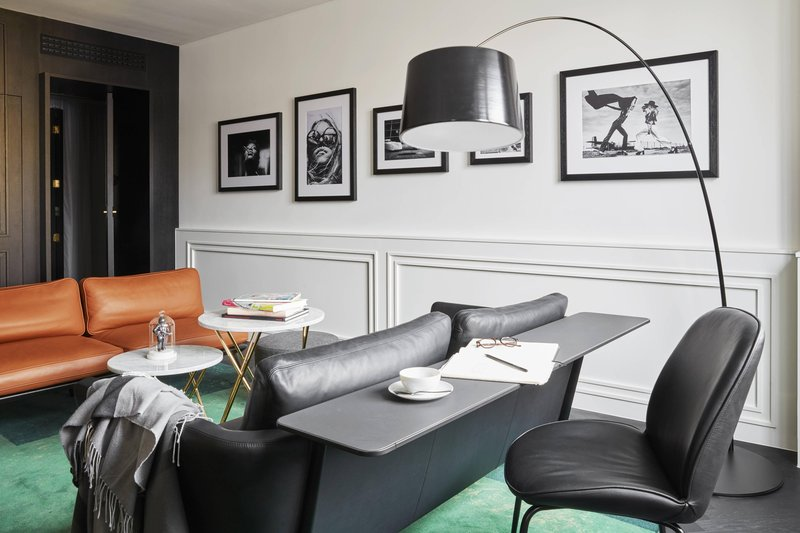 Autograph Collection Roomers Munich-Deluxe Premium Suite<br/>Image from Leonardo