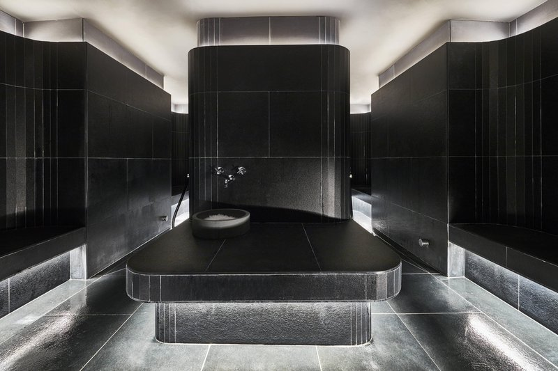 Autograph Collection Roomers Munich-Hamam-style Steam Bath<br/>Image from Leonardo