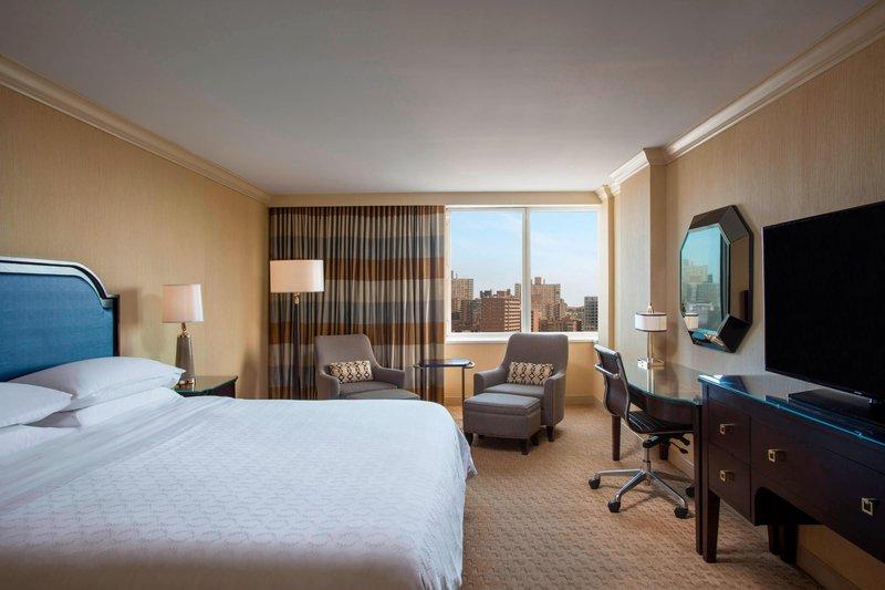 Sheraton LaGuardia East Hotel-Executive Guest Room<br/>Image from Leonardo