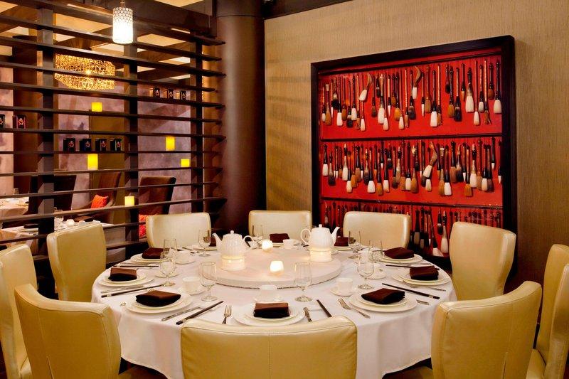 Sheraton LaGuardia East Hotel-The Sheraton Restaurant - Family-Style Dining<br/>Image from Leonardo