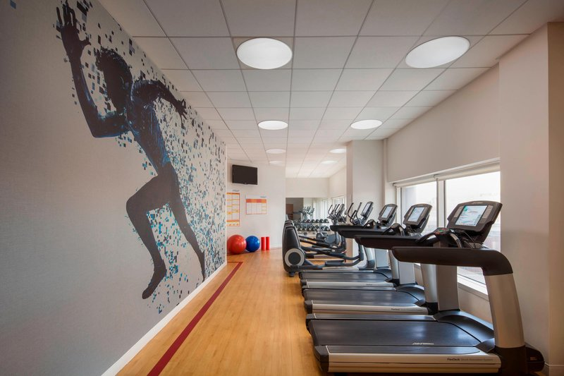 Sheraton LaGuardia East Hotel-Fitness Center<br/>Image from Leonardo