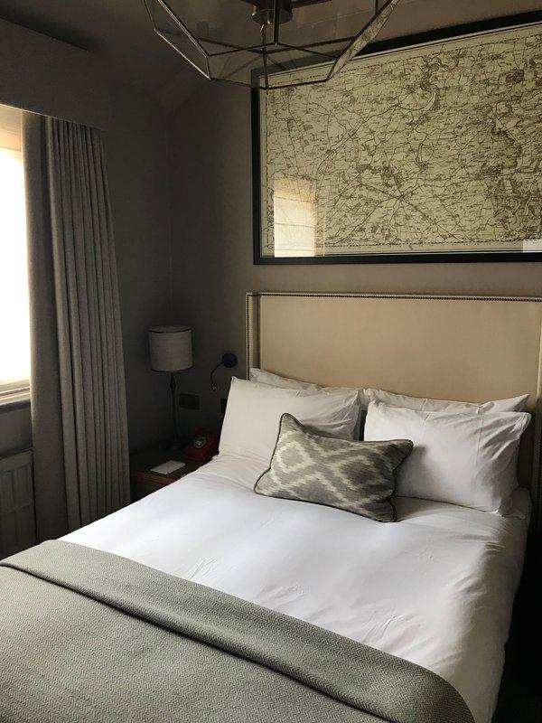 Principal York-Urban Double guest room<br/>Image from Leonardo