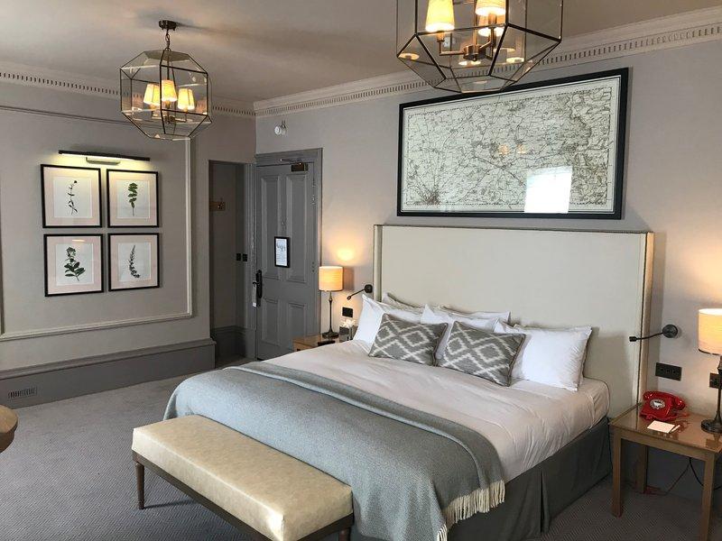 Principal York-King Deluxe Bedroom<br/>Image from Leonardo