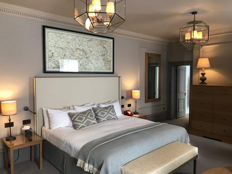 Principal York-King superior bedroom<br/>Image from Leonardo