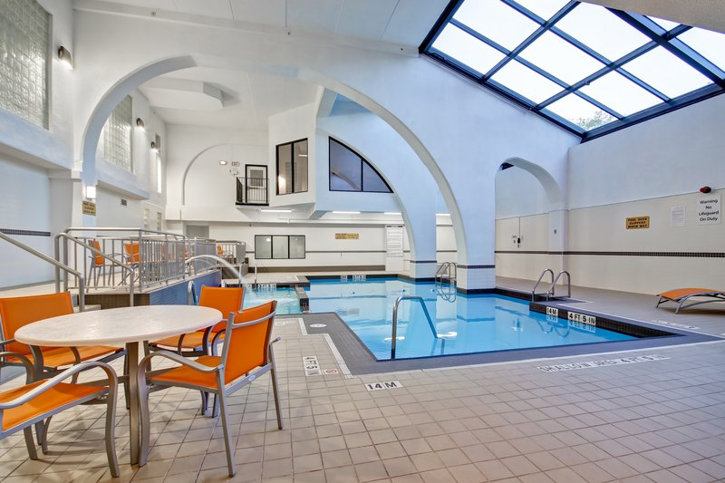 Holiday Inn Hotel & Suites Windsor (Ambassador Bridge)-Swimming Pool<br/>Image from Leonardo
