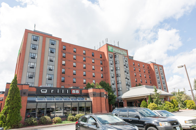 Holiday Inn Hotel & Suites Windsor (Ambassador Bridge)-Hotel Exterior<br/>Image from Leonardo