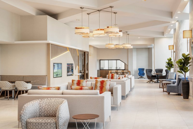 Delta Hotels by Marriott St John's Conference Centre-Bridge Lounge<br/>Image from Leonardo