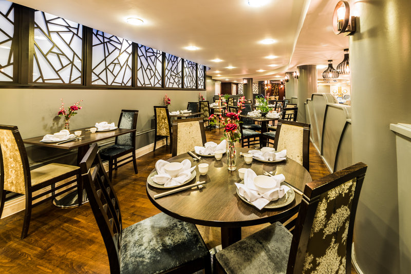 Crowne Plaza Liverpool John Lennon Airport-Jin Restaurant<br/>Image from Leonardo