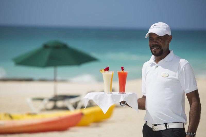 Sea Breeze Beach House-Beach Pool Drink Service<br/>Image from Leonardo