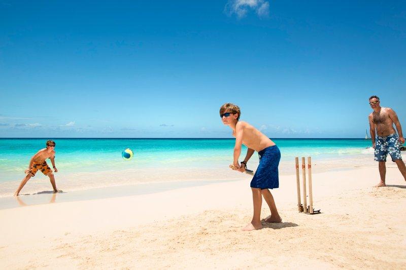 Sea Breeze Beach House-Beach Cricket<br/>Image from Leonardo
