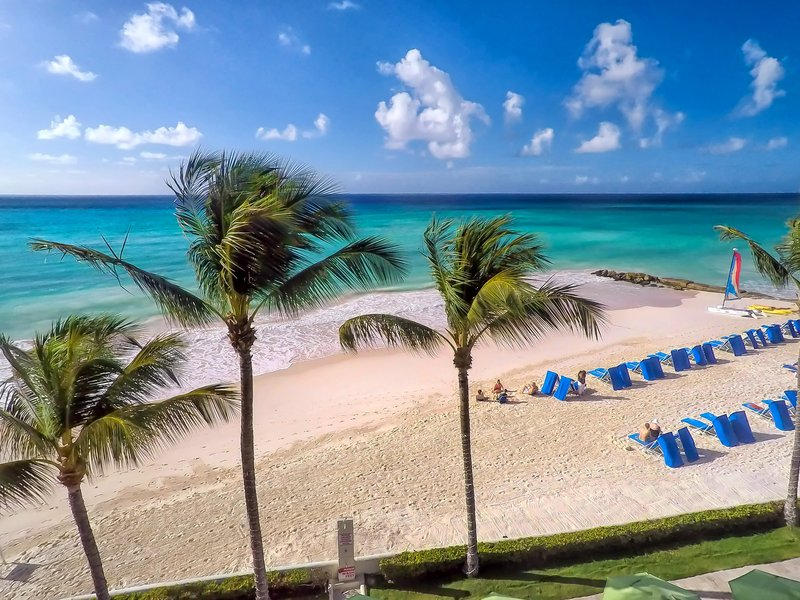 Sea Breeze Beach House - View From The Room <br/>Image from Leonardo