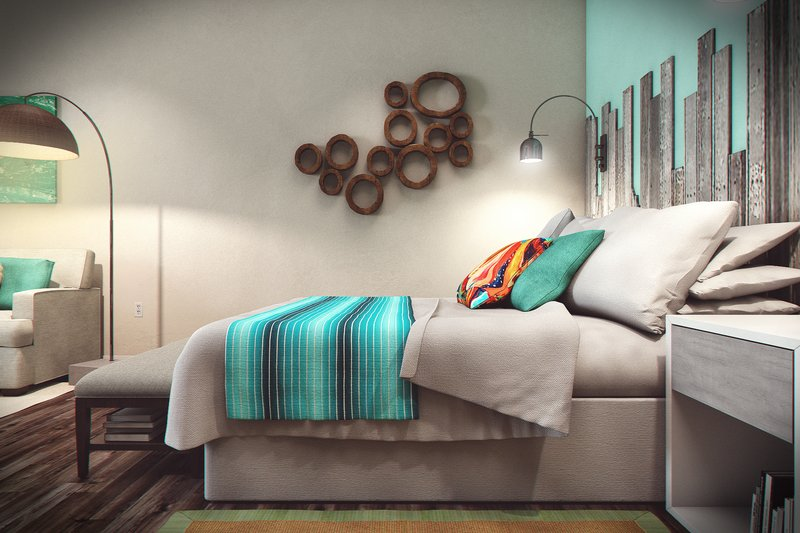 Sea Breeze Beach House - Luxury Collection Bed <br/>Image from Leonardo