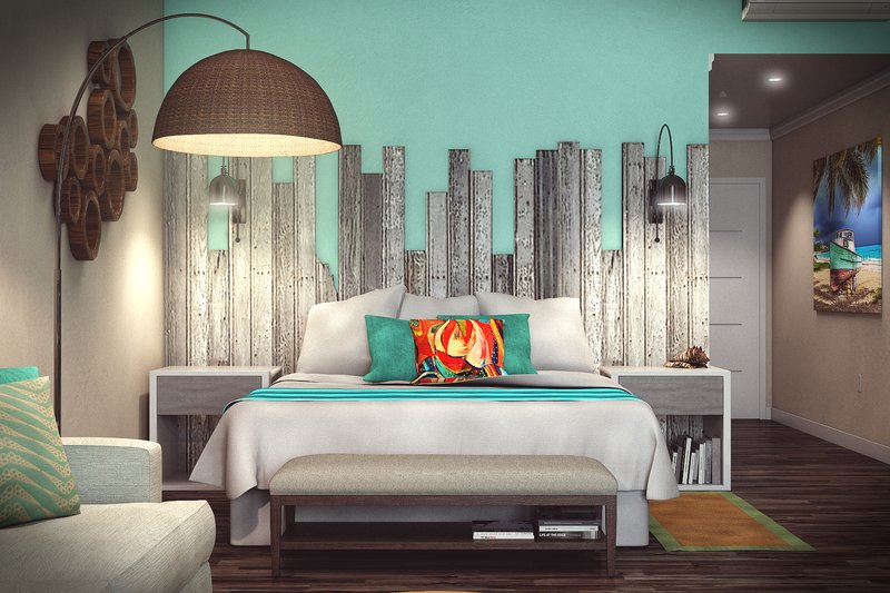 Sea Breeze Beach House-Luxury Collection Bed<br/>Image from Leonardo
