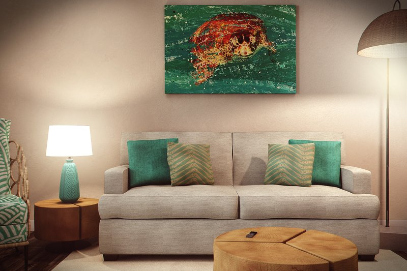 Sea Breeze Beach House-Luxury Collection Room Accents<br/>Image from Leonardo