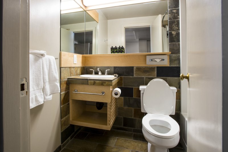 Juniper Hotel & Bistro-Standard Room Bathroom<br/>Image from Leonardo