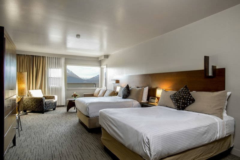 Juniper Hotel & Bistro-Deluxe Room 2 double beds<br/>Image from Leonardo