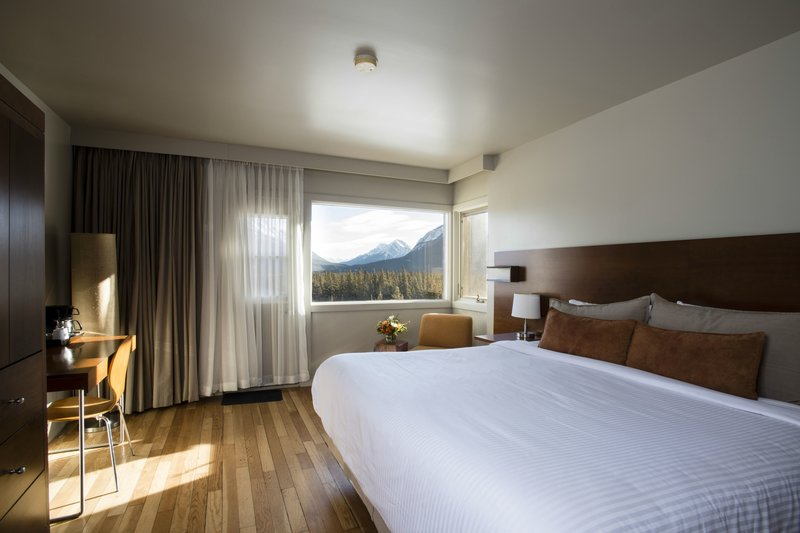 Juniper Hotel & Bistro-Deluxe Room 1 king bed<br/>Image from Leonardo