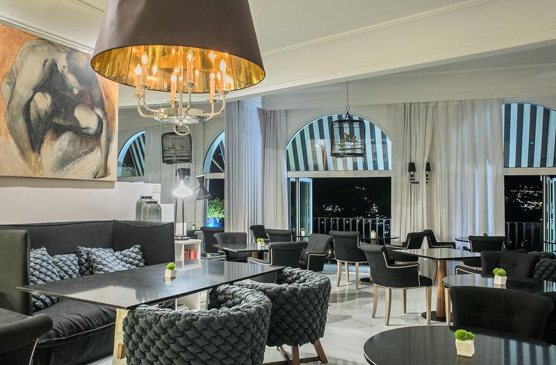 Hotel Villa Franca Positano-Incanto Lounge<br/>Image from Leonardo