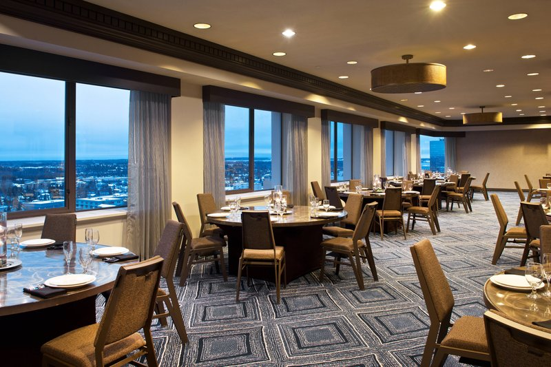 Sheraton Anchorage Hotel & Spa-The Summit Room<br/>Image from Leonardo