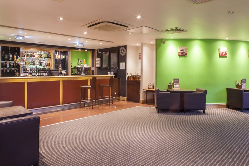 Holiday Inn Rochester - Chatham-Bar and Lounge<br/>Image from Leonardo