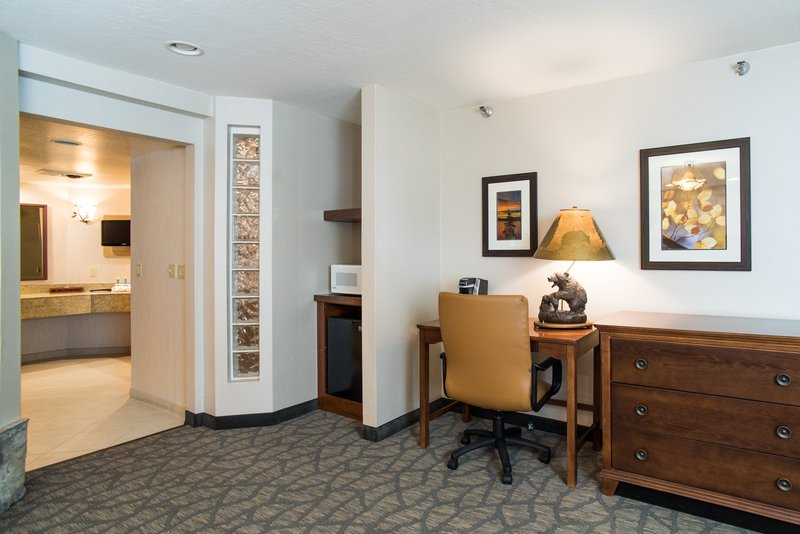 Holiday Inn Express South Lake Tahoe-Room Feature<br/>Image from Leonardo